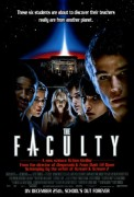 The Faculty (1998) movie poster