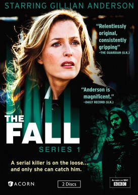The Fall: Series 1 DVD cover art -- click to buy from Amazon.com
