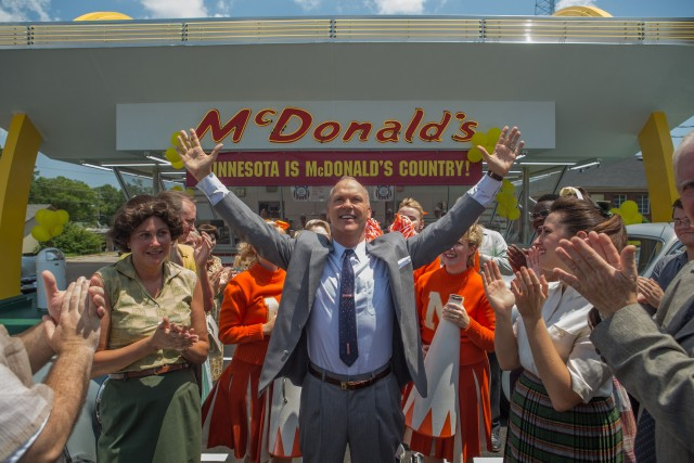 """The Founder"" stars Michael Keaton as Ray Kroc who succeeds as ""the founder"" of McDonald's restaurants."