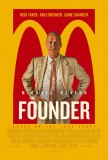 The Founder (2016) movie poster