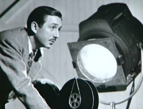 A still of Walt Disney from 'The Making of Fantasia'