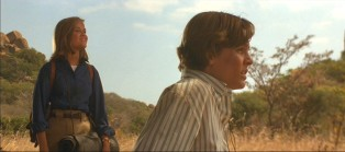 "In ""A Far Off Place"", two teens take off on a journey across a South African desert."