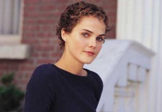 "Keri Russell stars as ""Felicity"" - now available on DVD, season 3 slated for September 2004."