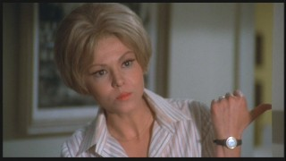 Barbara Harris is her mother, Ellen.