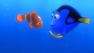 Marlin and Dory are looking for his son Nemo.