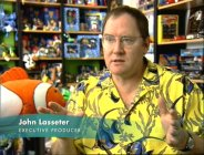 "John Lasseter in ""Making Nemo"""