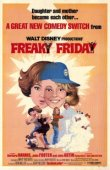 Freaky Friday (1977) movie poster