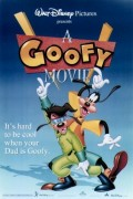 """A Goofy Movie"" (1995) official movie poster"