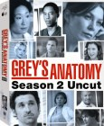 Grey's Anatomy: The Complete Second Season Uncut (2005-05)