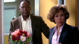"In ""I Am a Tree"", Preston's parents (guest stars Richard Roundtree and Diahann Carroll) find their son and Christina in a most awkward scenario."