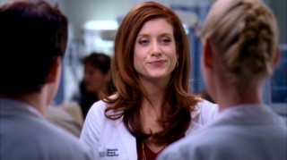 """Can't sex be used as a means of coping with grief?"" is a question Addison (Kate Walsh) would rather not answer."