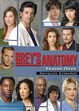 Buy Grey's Anatomy: The Complete Third Season from Amazon.com