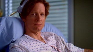 "Playing a serial killer needing medical attention before his execution, Eric Stoltz seeks ""Sympathy for the Devil."""