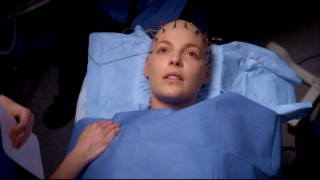 "Is Izzie (Katherine Heigl) bound for death and haunting humans? Season finale ""Now or Never"" doesn't answer that."