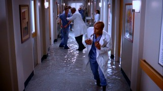 """Here Comes the Flood"", Seattle Grace Hospital. Or what would the second half of ""Titanic"" look like if it took place in a hospital?"