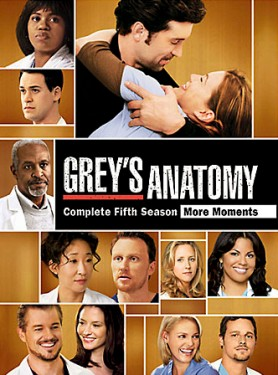 Buy Grey's Anatomy: The Complete Fifth Season DVD from Amazon.com