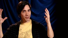 "Justin Long discusses acting, something he started to do on film with his memorable role in ""Galaxy Quest."""