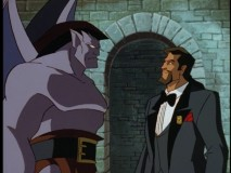 Xanatos is all decked out for a wedding, but is Goliath ready to commit?