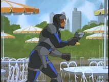 "Commandos on the attack in ""Awakening: Part Four."""