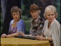 "Sheriff Dorothy and her friends unravel the truth in ""The Actor."""