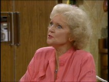 The incomparable Betty White as Rose Nylund