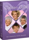 The Golden Girls: The Complete Sixth Season cover art -- click for a larger view
