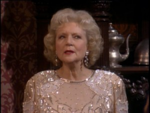 No one can escape the mental acuity of one Rose Nylund.