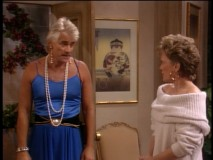 Nobody molds a man like Blanche Deveraux.
