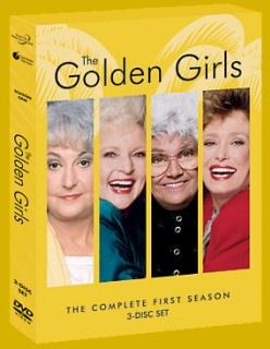 Buy The Golden Girls: The Complete First Season from Amazon.com