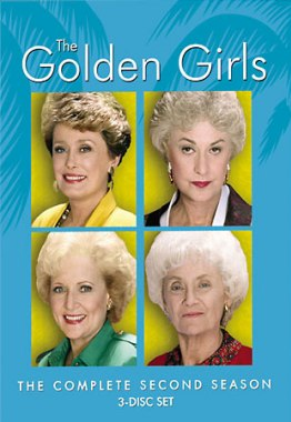 Buy The Golden Girls: The Complete Second Season from Amazon.com