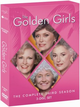 Buy The Golden Girls: The Complete Third Season from Amazon.com