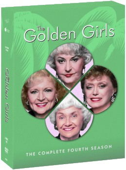 Buy The Golden Girls: The Complete Fourth Season from Amazon.com