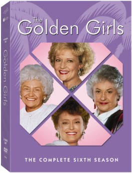 Buy The Golden Girls: The Complete Sixth Season from Amazon.com