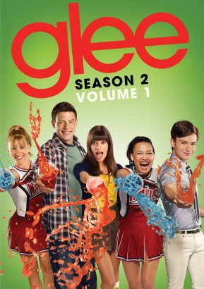 Glee: Season 2, Volume 1 DVD cover art - buy from Amazon.com