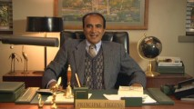 Principal Figgins (Iqbal Theba) welcomes you, na�ve and unsuspecting eighth grader, to the seemingly perfect McKinley High.