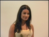"Lea Michele's audition tape is among those briefly featured in ""Fox Movie Channel Presents Casting Session."""