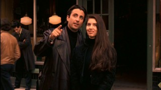 "Andy Garcia and Sofia Coppola play a new generation of Corleones in ""The Godfather Part III"", as Sonny's bastard Vincent and Michael's daughter Mary."