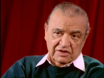 Author Mario Puzo discusses collaborating with Francis Ford Coppola on the screenplays for all three Godfather films.
