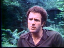 James Caan shows off some early '70s fashion while discussing the film in the behind the scenes production featurette.