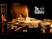 If Disc 4's main menu looks familiar, that's because it and everything else on the disc is carried over from the original Godfather DVD Collection.