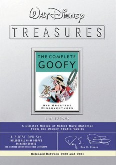 Buy Walt Disney Treasures: The Complete Goofy from Amazon.com Marketplace