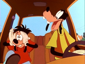 A cross-country road trip yields different reactions in Goofy and Max.