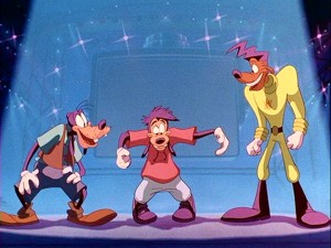 Max shows off his dance moves to both his father and Powerline. Is it the perfect end or merely wishful thinking?