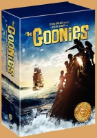 The Goonies: 25th Anniversary Collector's Edition box art -- click to buy DVD from Amazon.com
