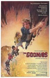 The Goonies (1985) movie poster