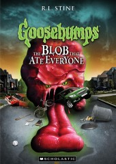 Goosebumps: The Blob That Ate Everyone DVD cover art - click to buy DVD from Amazon.com