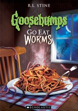 Goosebumps: Go Eat Worms DVD cover art - click to buy DVD from Amazon.com