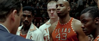 The Texas Western Miners heed the words of their tough-talkin' coach.
