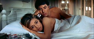 Unusual bedfellows Mrs. Robinson and Ben Braddock form one of the most studied and celebrated romances in cinema history.