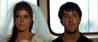 "The indelible closing image of ""The Graduate"" plants copious amounts of uncertainty onto the faces of Elaine and Ben."
